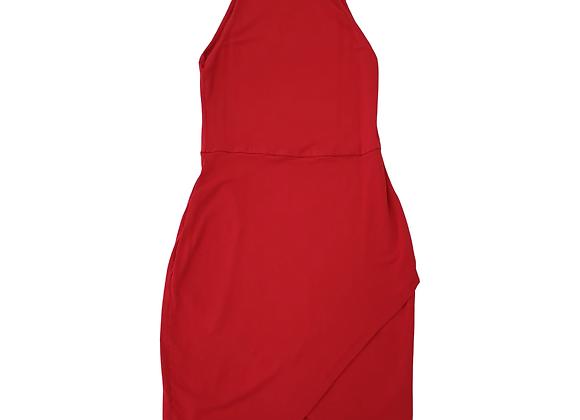 Asos red dress. Uk 8