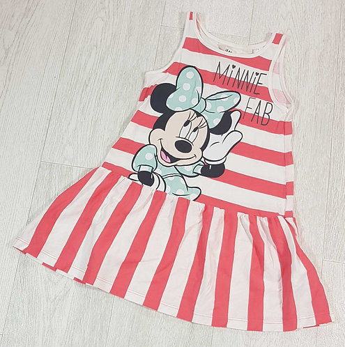 💗H&M Minnie Mouse summer dress. 2-4yrs