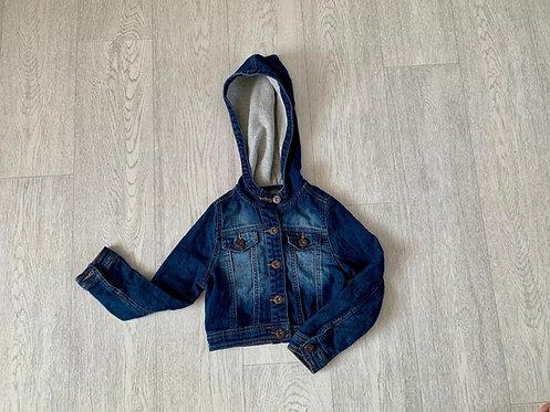 🌗George cropped denim jacket. 5-6yrs