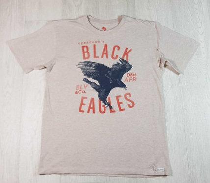 ◽Beleave Black Eagles t-shirt. Size Large