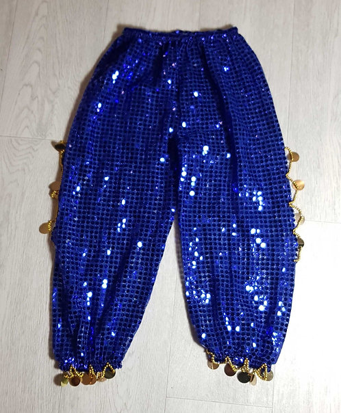 ◾Child's belly dancer trousers
