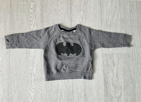 🐢Batman grey sweatshirt. 9-12m
