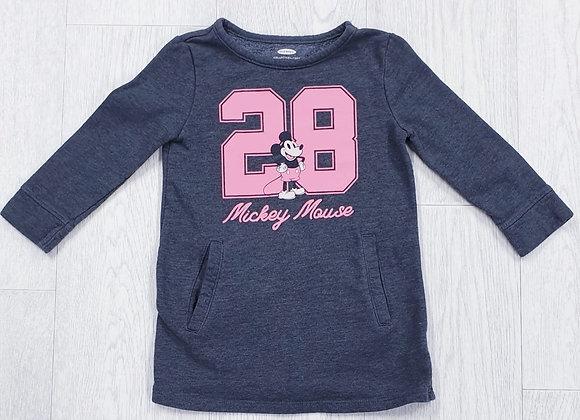 Disney jumper dress. 18-24m