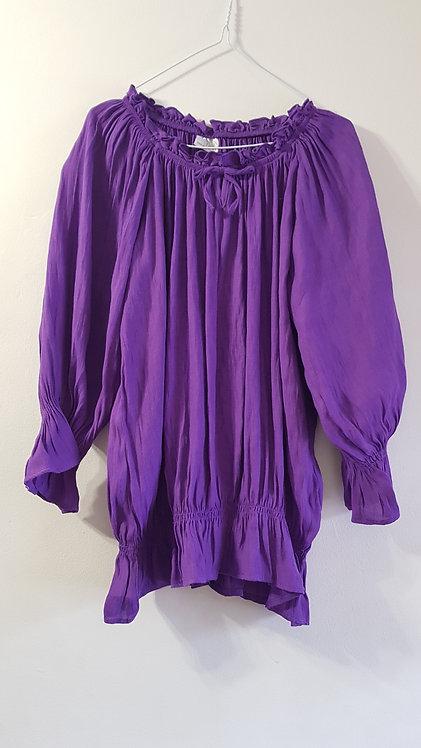 Next. Pretty purple blouse. Age 11yrs.