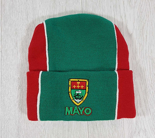 ◾Mayo thick hat