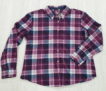 Soft fleece shirt. Size M