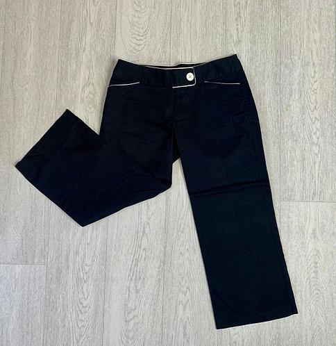❤Clockhouse black wide leg trousers. Size 8