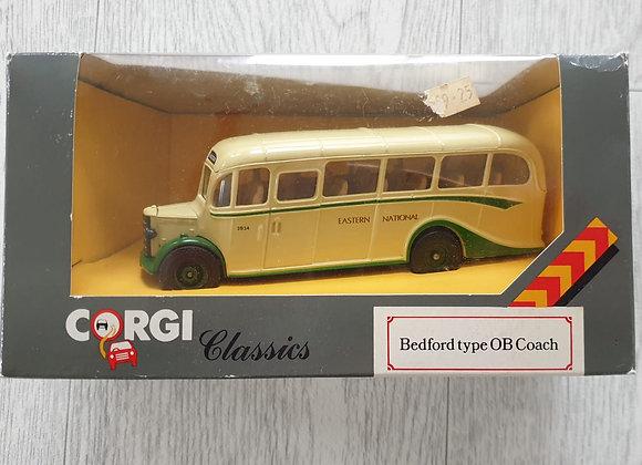 Corgi Classics vintage collectable Bedford Type OB Coach