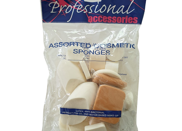 Assorted cosmetic sponges NWT