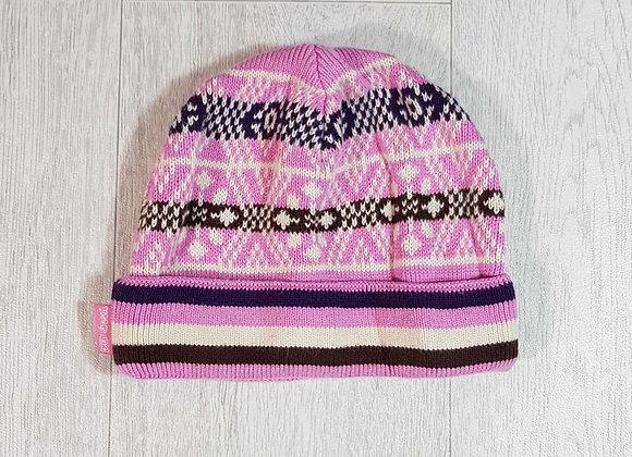 ◽Dolli pink knit hat. Size 53