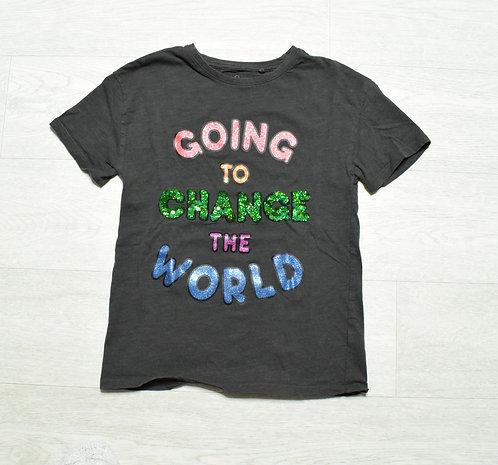 Next sparkly t-shirt. 9yrs