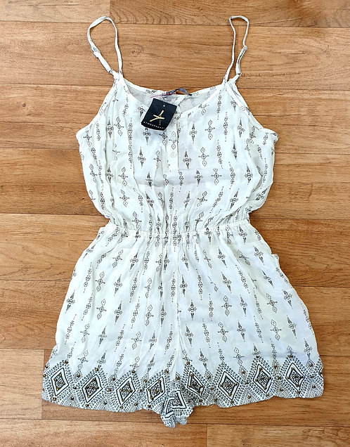 Atmosphere open back playsuit. Uk 12 NWT