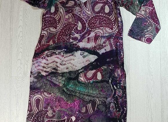 ◾Exotic India dress. Size S NWOT