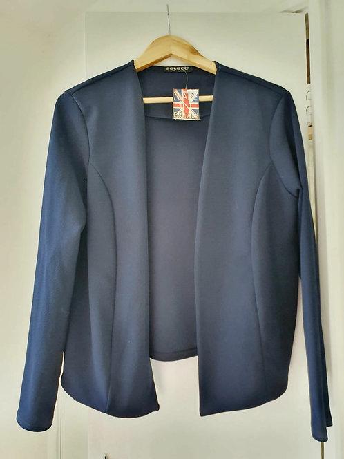 ○Select blue jacket. Size 18 NWT