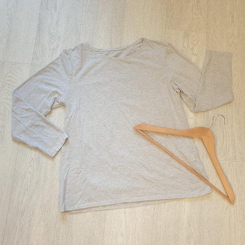 🏵Primark grey long sleeved top. Size 18/20