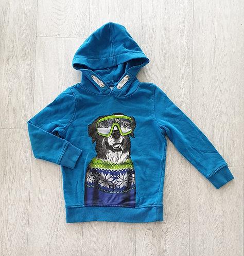 🦝Palomino blue dog hoody  116cm