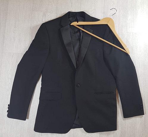 "🔵Occassions black suit jacket 40"" chest"