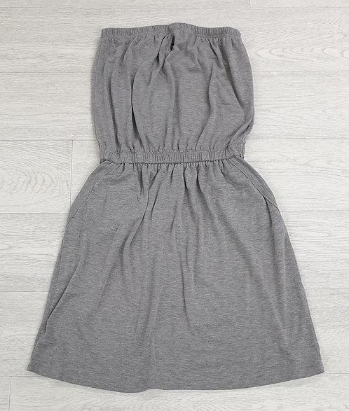 Capsule strapless soft dress. Uk 10