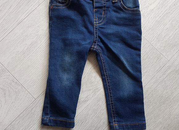 Denim Co skinny jeans 3-6months
