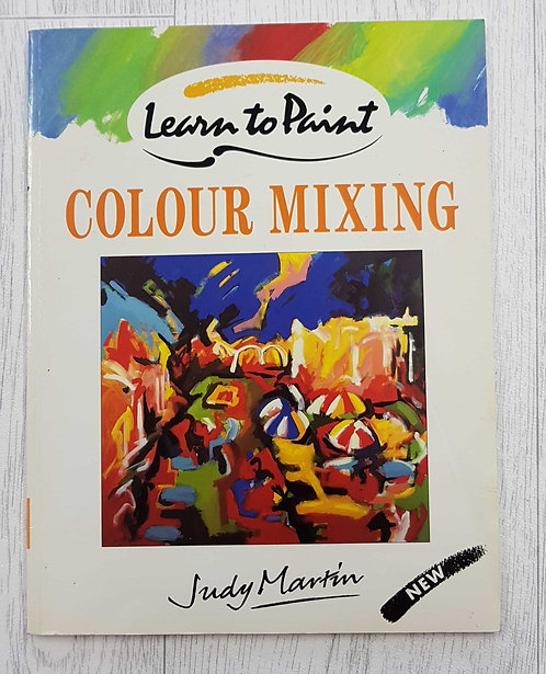 ◾Learn to Paint Colour Mixing