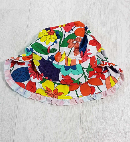 ☀️Next Swim cap with neck protector. 3-4yrs