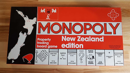 Monopoly New Zealand edition