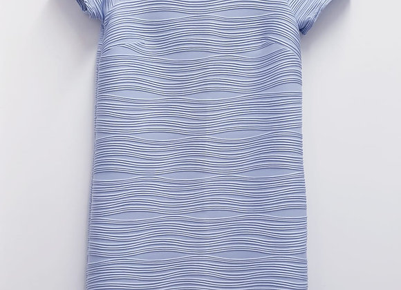 🕊ATMOSPHERE pale blue dress. Size 8