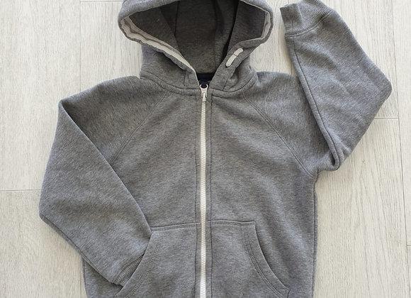 Boys grey hoody. 4-5yrs
