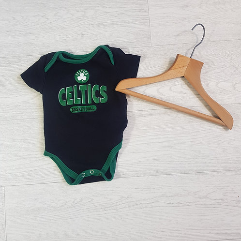 Celtics basketball vest. 6-9m
