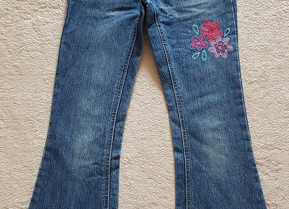 CHEROKEE bootcut jeans. 6-7yrs  (vintage) KEEP AWAY FROM FIRE