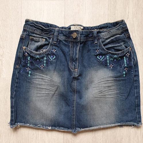 💮Matalan denim skirt. Size 12