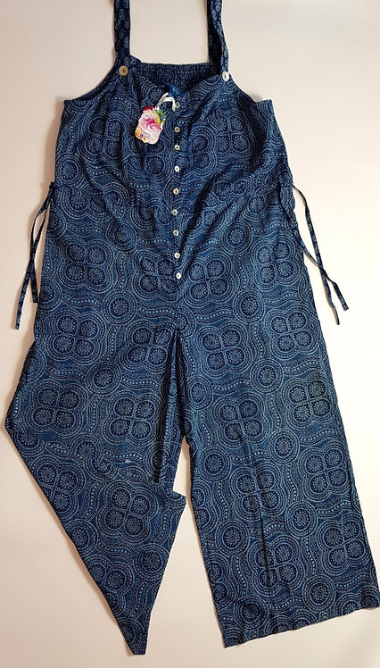 April Cornell soft dungarees. Size S