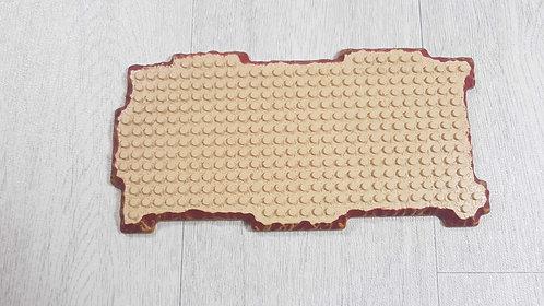 ◾Mega bloks chunky base (compatible with Lego)24x12cm approximately