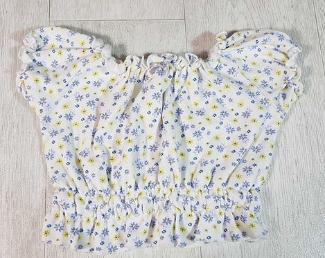 ◾Adams floral cropped top. 18-24m