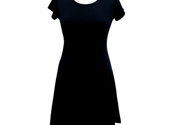 Atmosphere Black stretch fit dress UK12