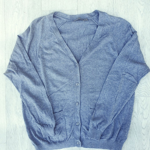 ⭐Asos grey cardigan. Size 10