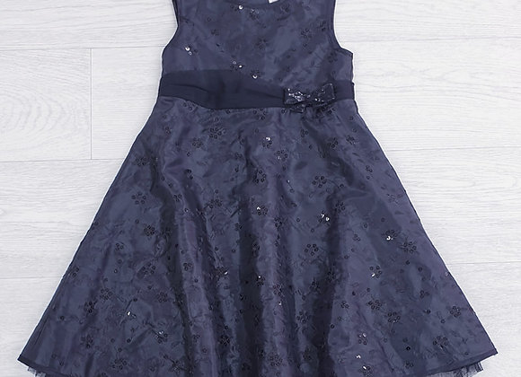 Adams black party dress. 2-3yrs