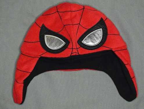 BABY GAP MARVEL M/L 100% POLYESTER RED HAT