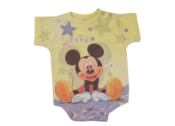 Disney Mickey Mouse vest. 6-9m