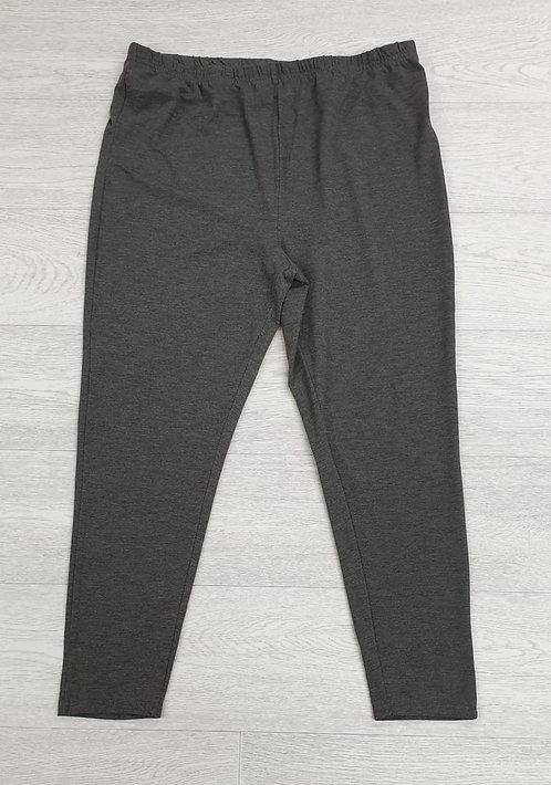 Capsule grey leggings. Uk 18