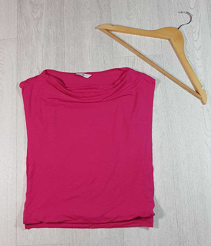 ◽New Look pink two layered top. Size 14