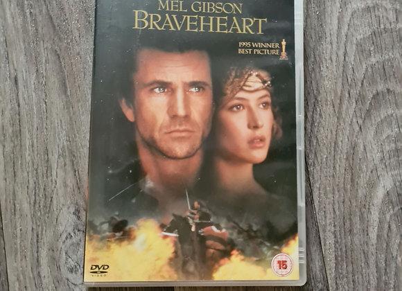 DVD - Braveheart rating 15