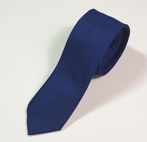F&F navy tie. One size