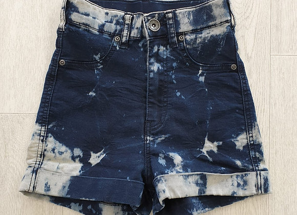 DrDenim acid wash jean shorts. Size XS