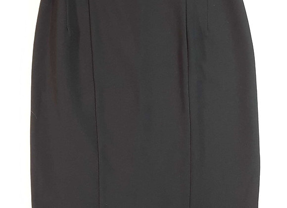 ◽F&F black pencil skirt. Size 12. New with tags