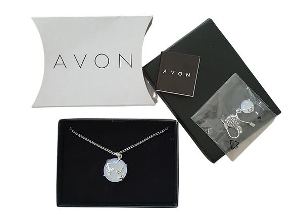 Avon Moon Shimmer gift set NWT