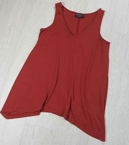 Next rust coloured vest top