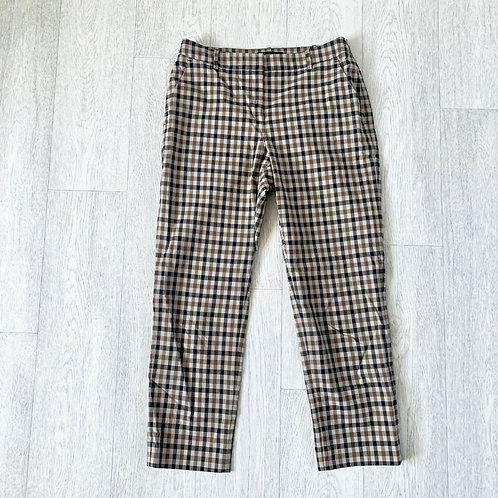 Aquascutum check trousers. Uk 8