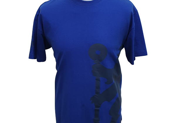 Chelsea Football Club blue t-shirt. Size XL