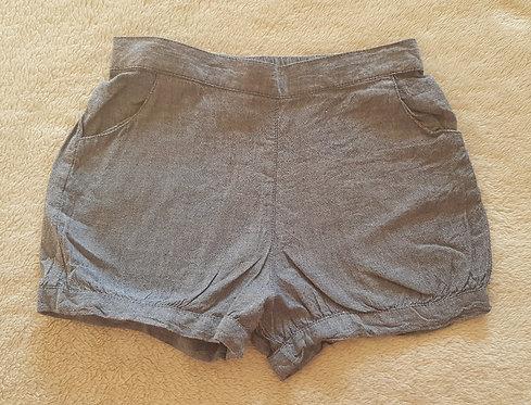TU blue denim look lightweight shorts. 4-5yrs